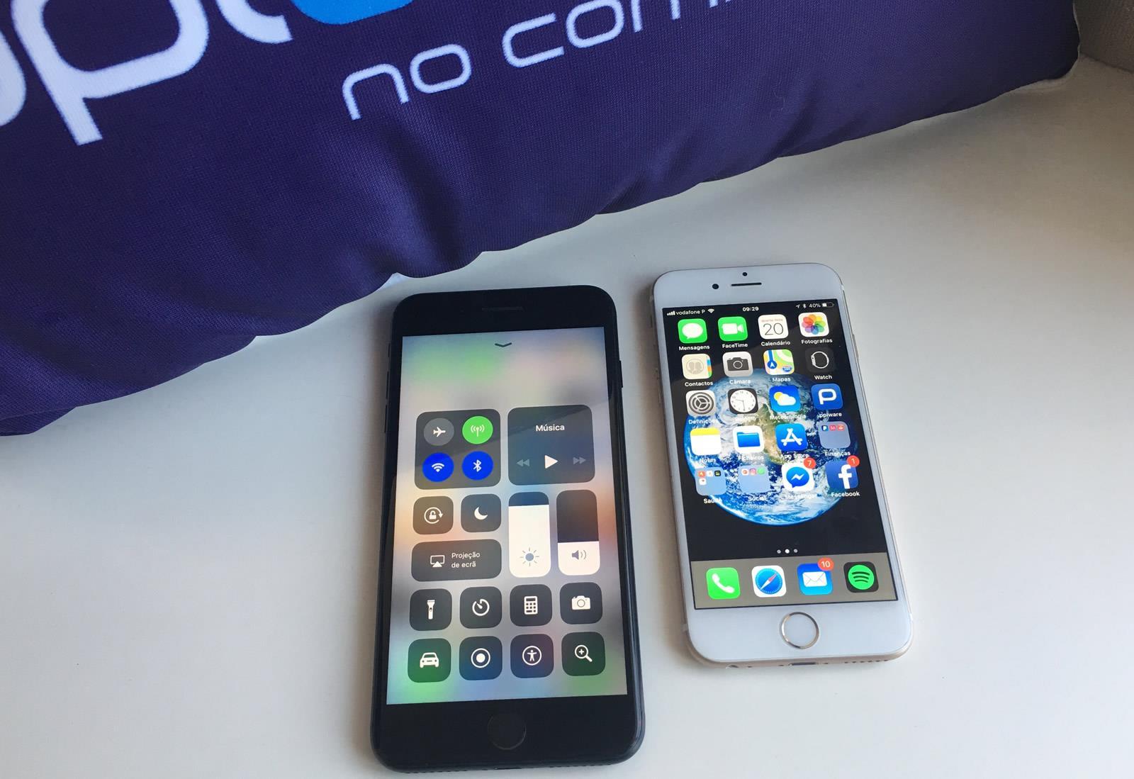 Primeira atualização do iOS 11 já está disponível