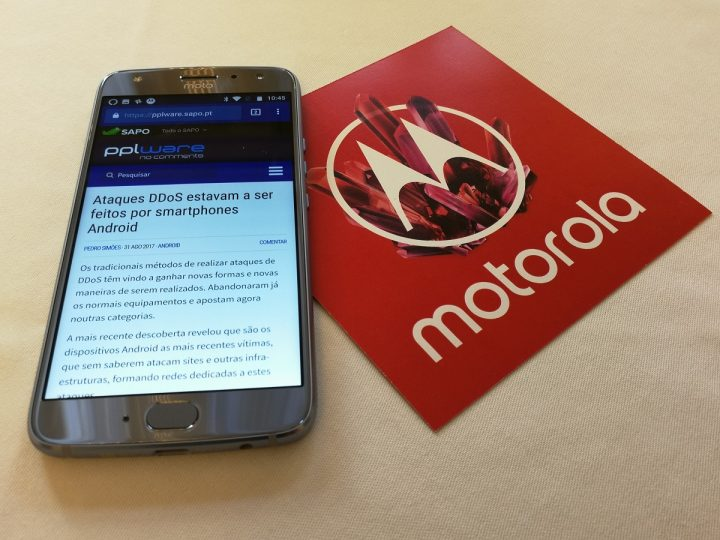 Motorola X4 - Android One 2