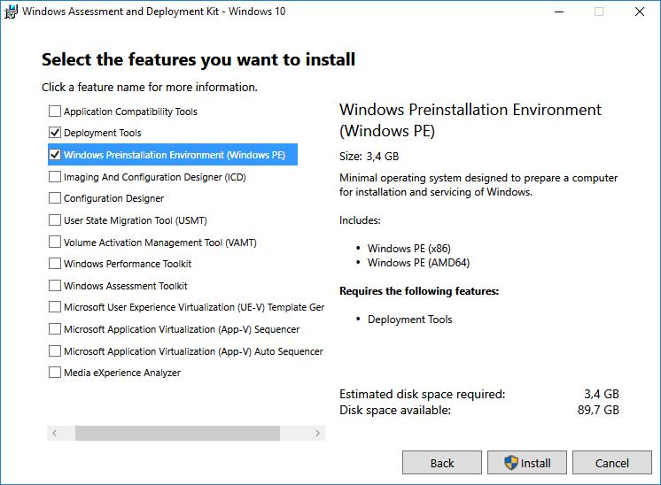Sysprep: Criar uma instalação personalizada do Windows 10 #2