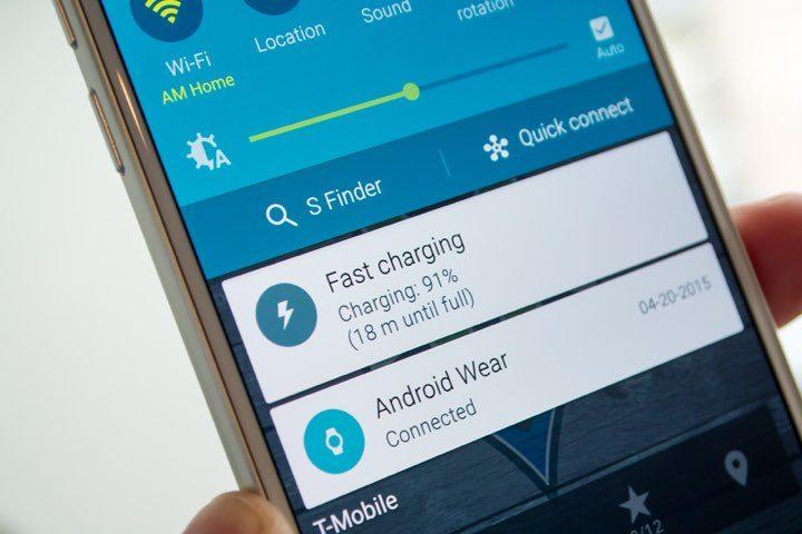iPhone X carregamento rápido