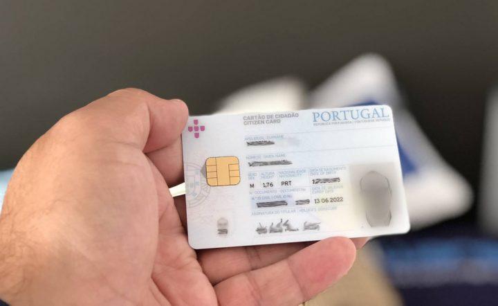 Cartão de Cidadão passa a estar