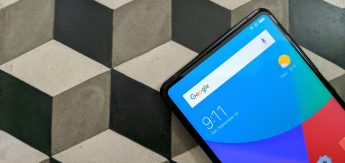 Foto do Xiaomi Mi Mix 2, captada por Hugo Barra