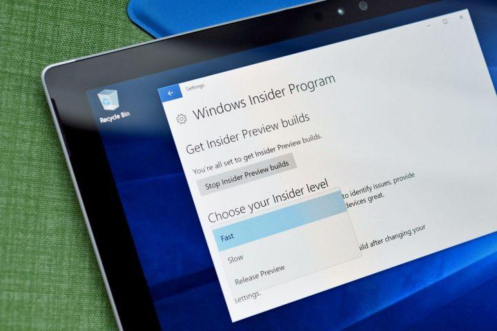 Windows 10 Insiders