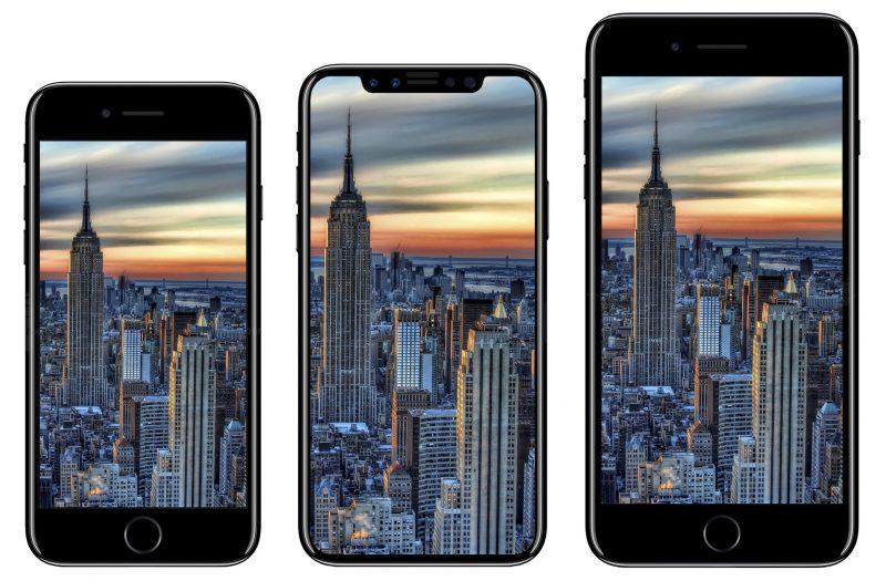 Novo top de linha da Apple não deve ser o iPhone 8