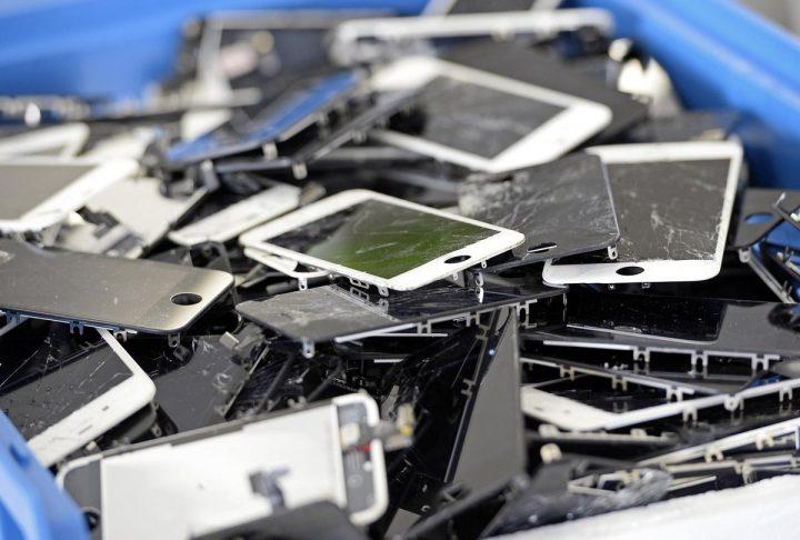 Apple peças iPhone
