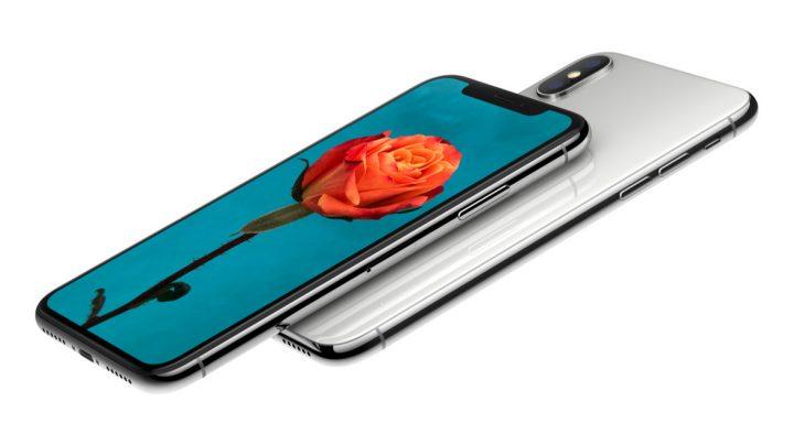 iphone x - aspeto geral