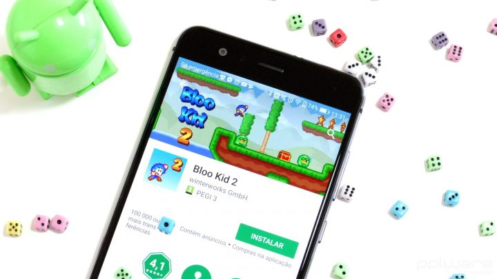 5 Jogos Android