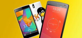 Linux no smartphone - imagem makeuseof