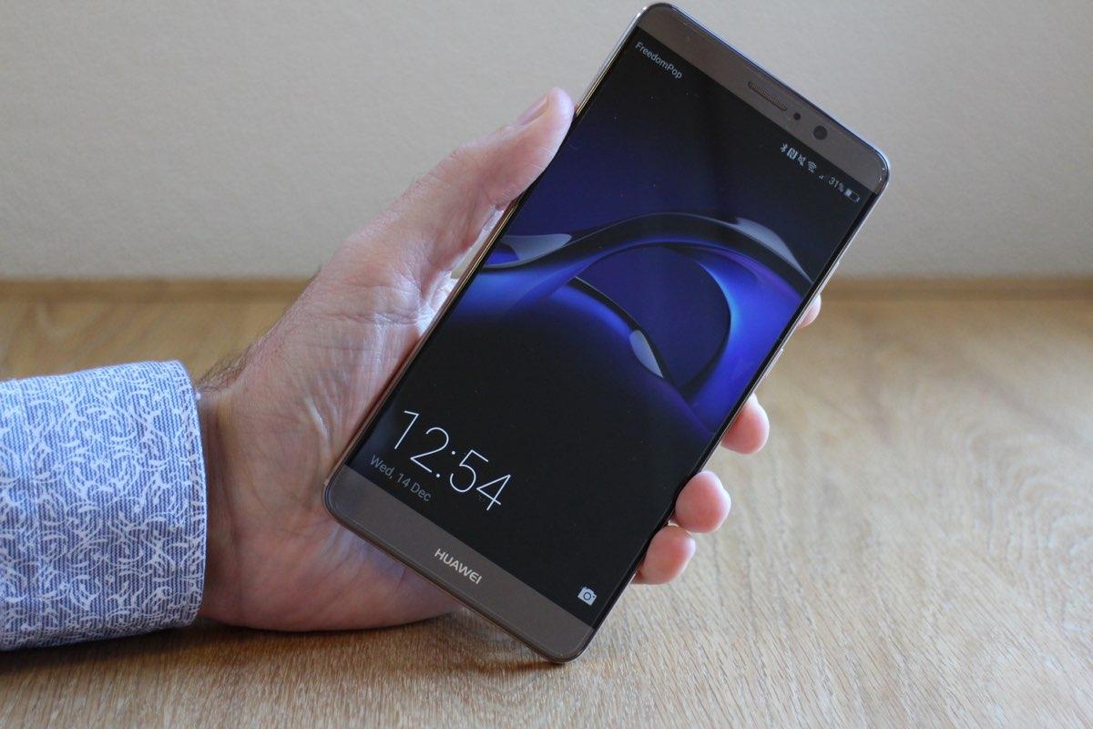 Huawei Maimang 6 ou Mate 10 Oficial com 4 câmaras