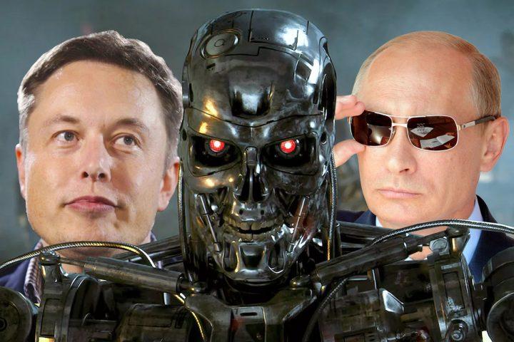 Elon Musk Inteligência Artificial e Putin