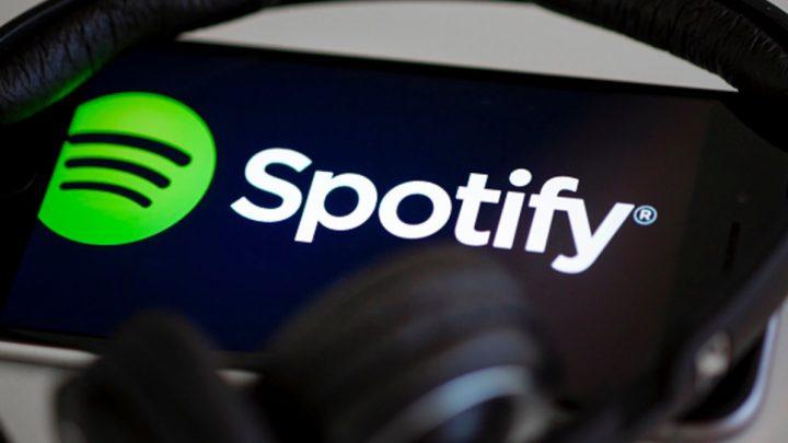 Spotify em imagem