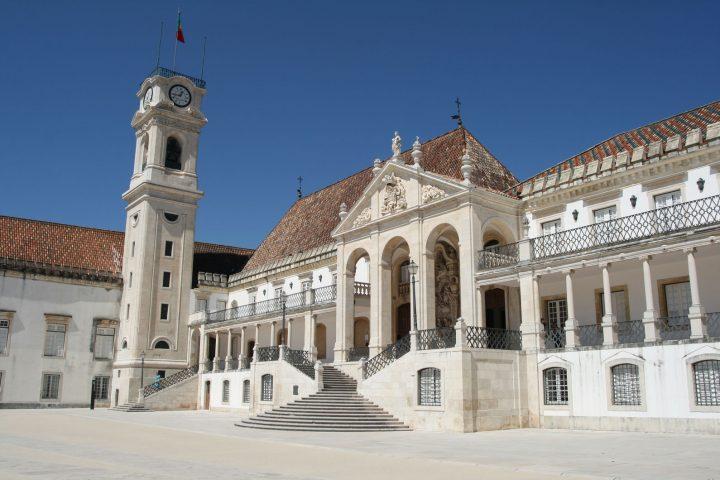 Ensino Superior - Universidade de Coimbra