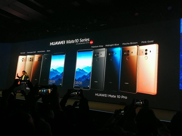 Huawei Mate 10 11
