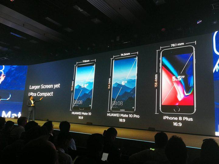 Huawei Mate 10 8