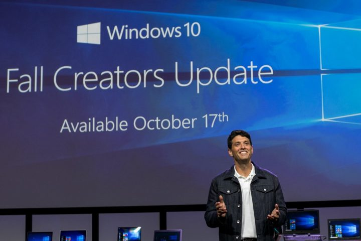 Fall Creators Update Windows 10