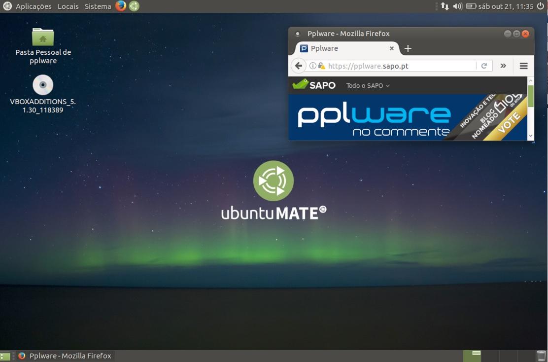 Chegou o novo Ubuntu MATE 17.10 – Conheçam as novidades
