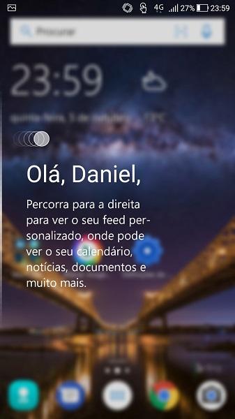 Microsoft Launcher - 2