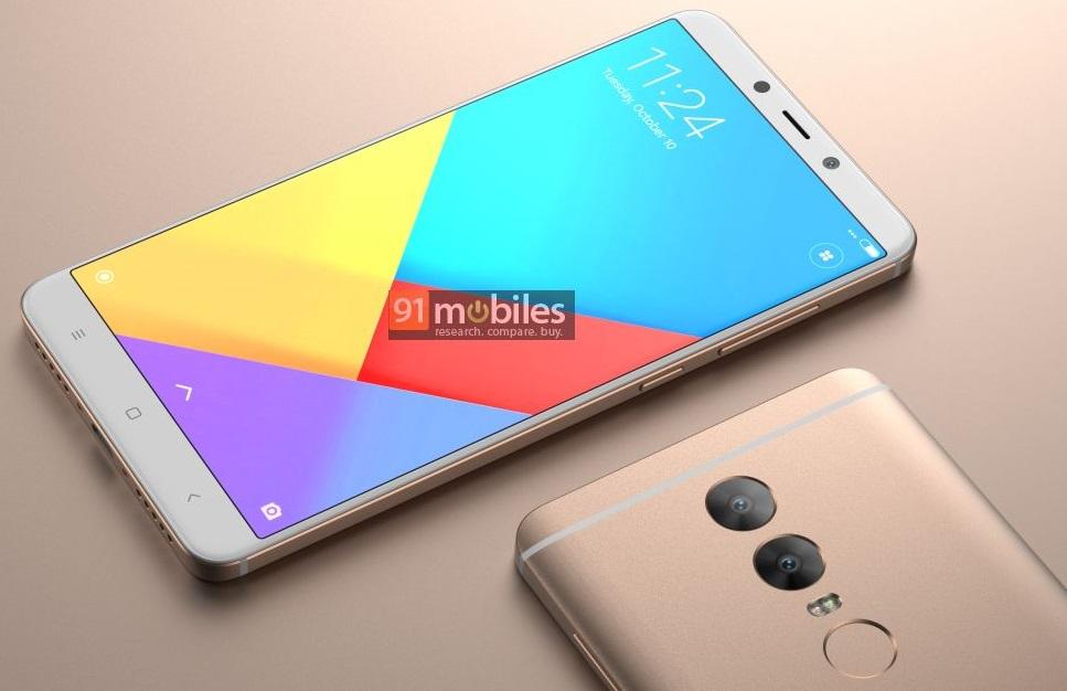 Download Xiaomi Redmi Note 5 Wallpapers: Será Este O Seu Design?