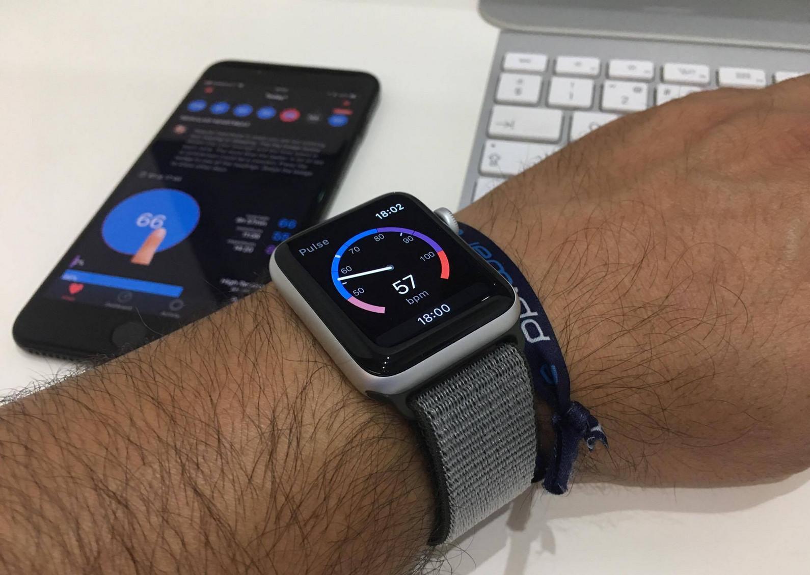 d737a05cfd4 5 Apps de saúde para o Apple Watch - Pplware
