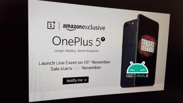 oneplus 5T - lancamento 16 novembro - pplware 2