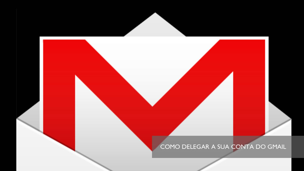 Imagem delegar Gmail
