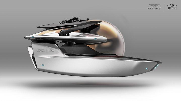 Project Neptune - Aston Martin