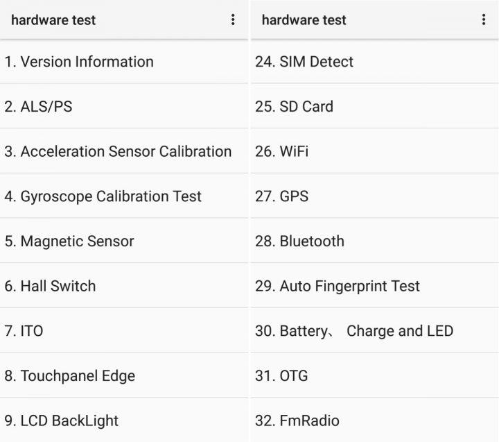 Xiaomi Mi A1 radio