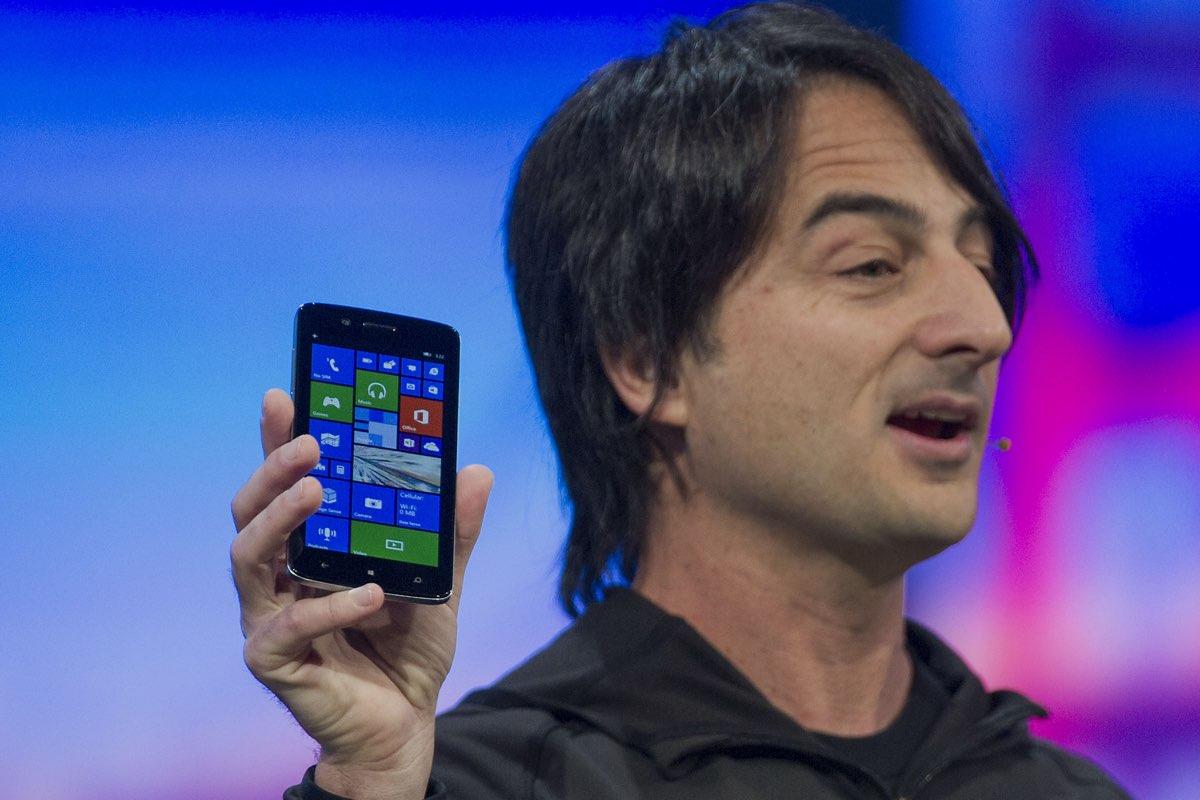 Versão do Windows 10 para celulares chega ao fim, confirma executivo