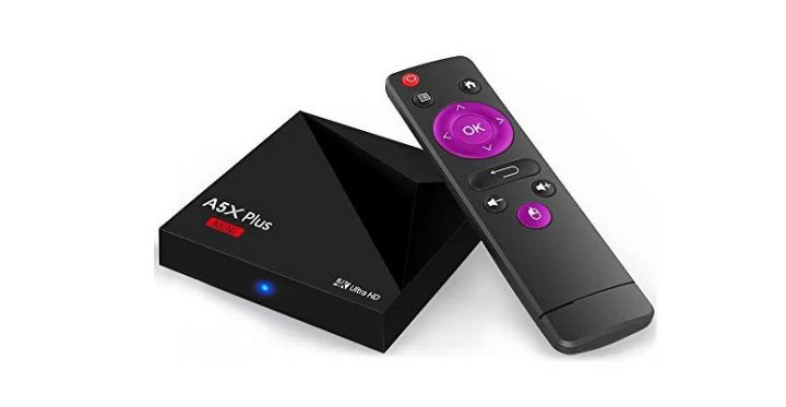 TV Box Android A5X Max