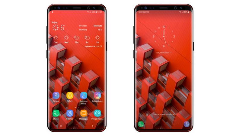 d34a07c2220 Galaxy S9 poderá ser parecido com o iPhone X - Pplware