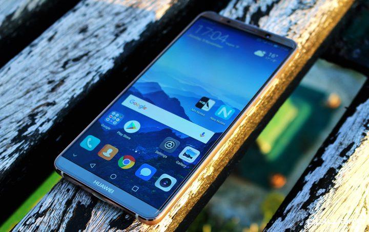 Huawei China smartphone