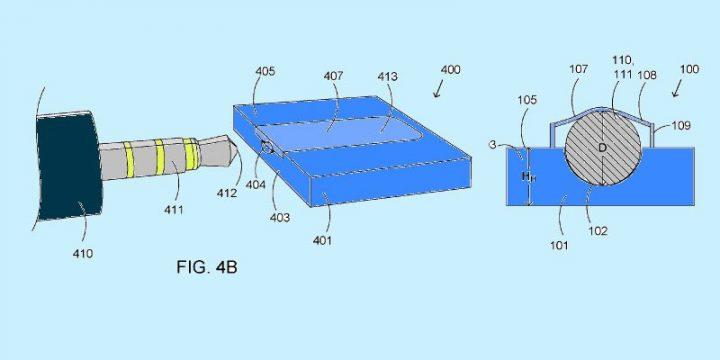 Microsoft patente jack 3,5mm