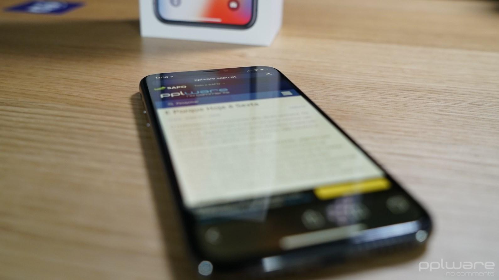 ecrã iPhone X