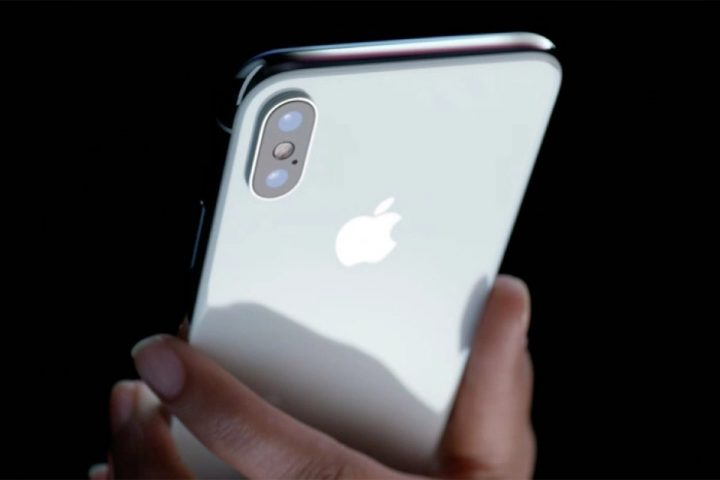 Apple Face ID iPhone X
