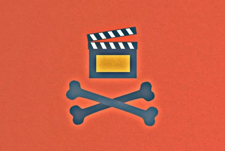 os filmes mais pirateados da semana