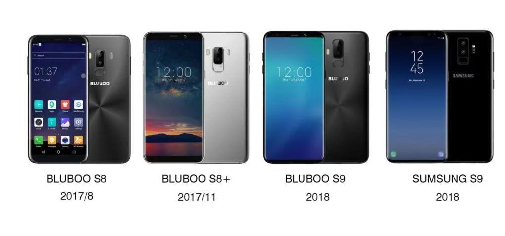 Samsung Galaxy S9 Ainda N 227 O Saiu Mas J 225 Tem Um Clone Pplware