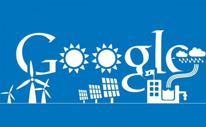 Google energias renováveis