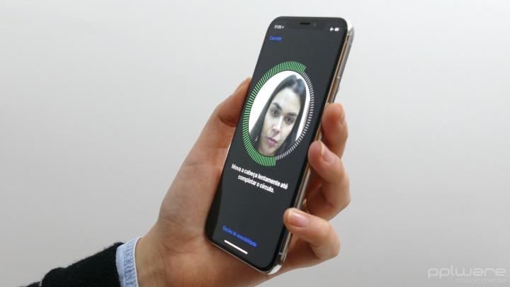 iPhone X faceID 1 720x405 - França deverá ter em breve programa nacional de identificação por reconhecimento facial