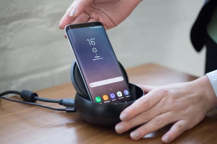 Galaxy S9 DeX Pad