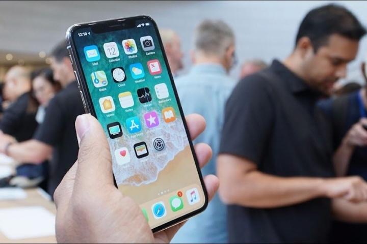 Steve Wozniak Apple iPhone X