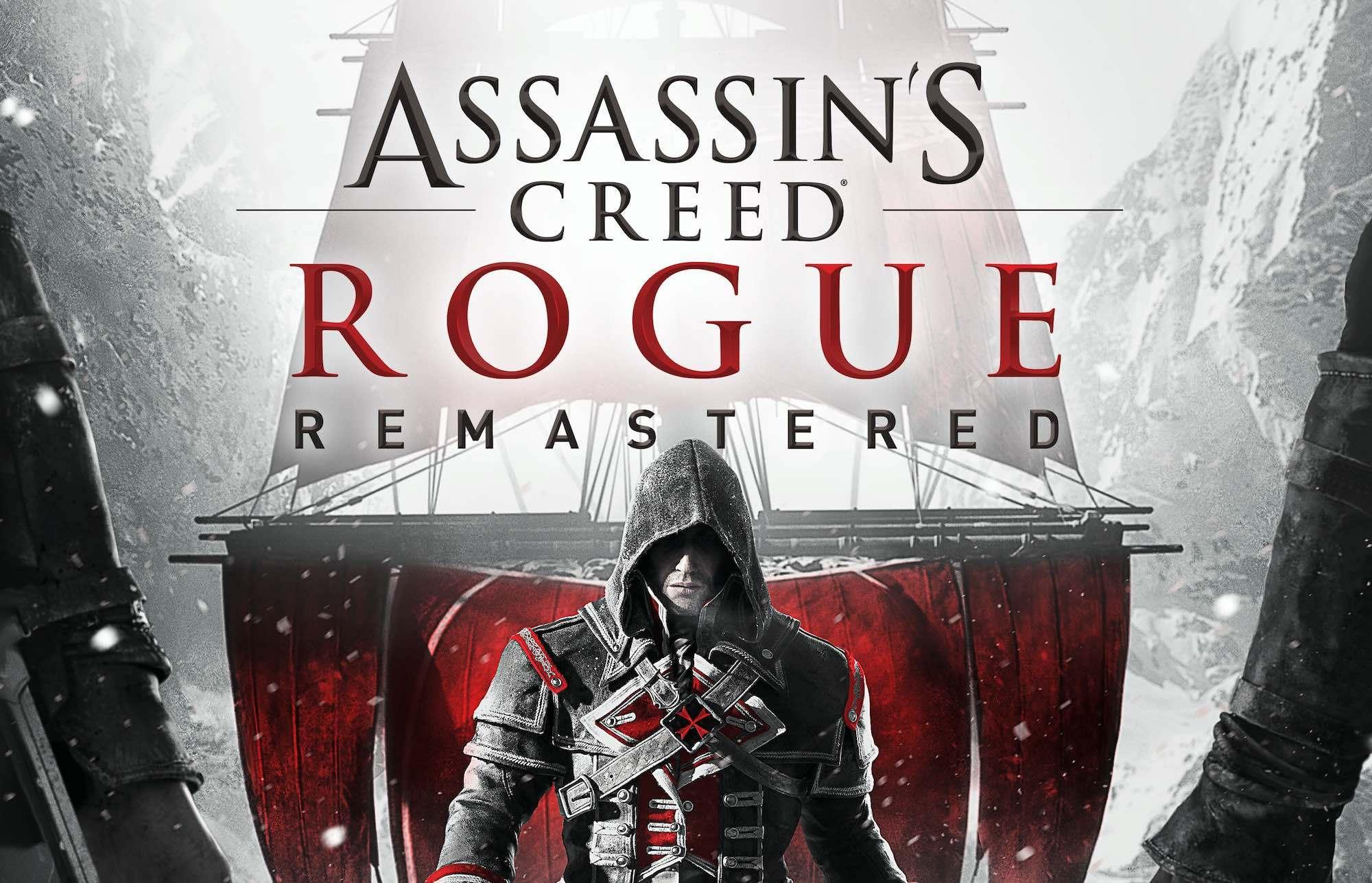 Assassin's Creed Rogue Remastered anunciado