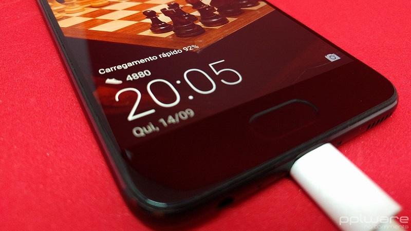 Smartphones Huawei poderão carregar até aos 48% em 5 minutos