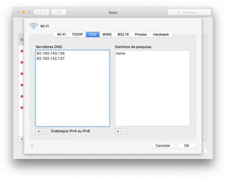 macOS OSX/MaMi
