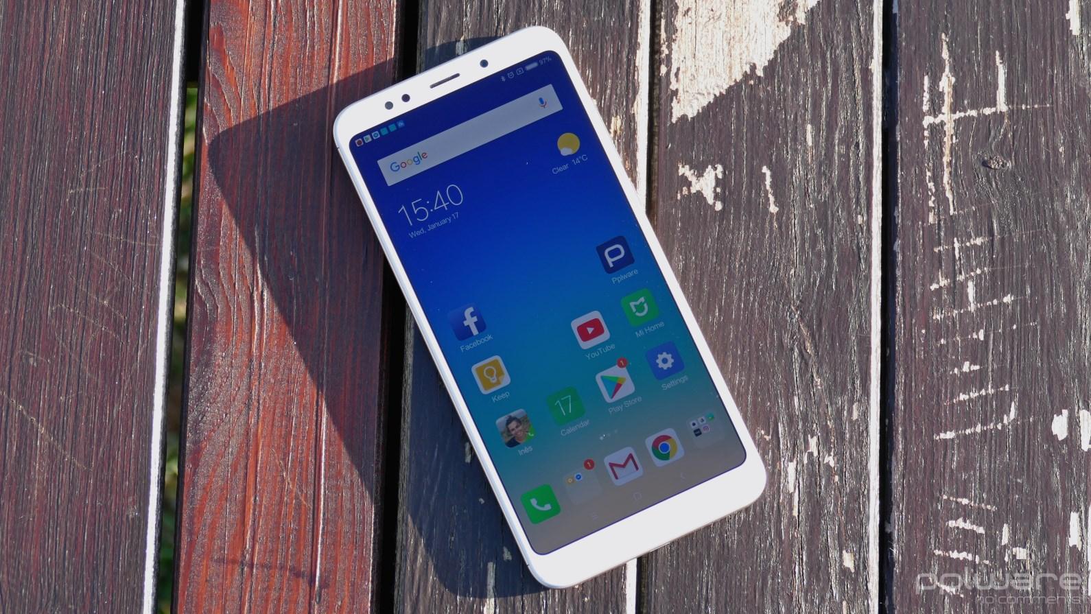 Anlise Xiaomi Redmi 5 Plus Pplware 3gb 32gb Black