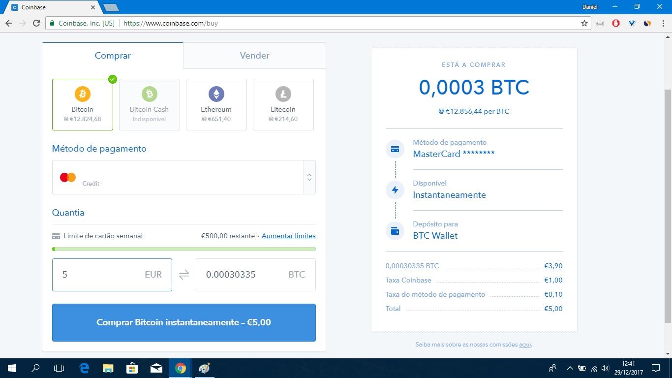 55e53ca5672fc7 Quer comprar bitcoin e outras criptomoedas? Saiba como o fazer