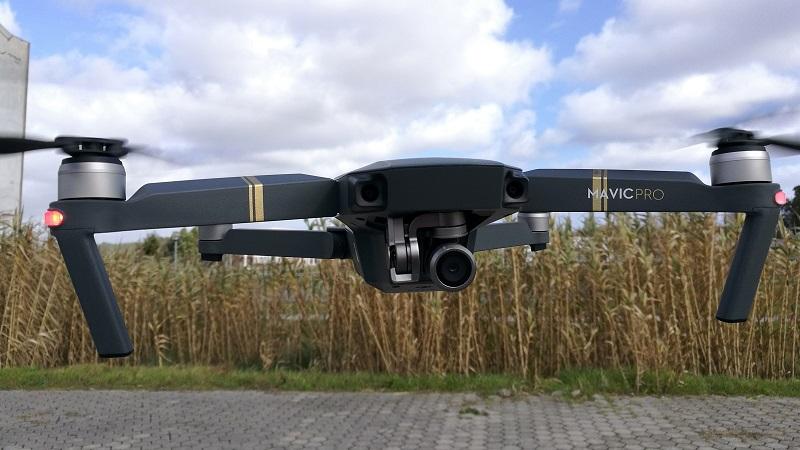 DJI Mavic Air - Um novo drone dedicado aos aventureiros