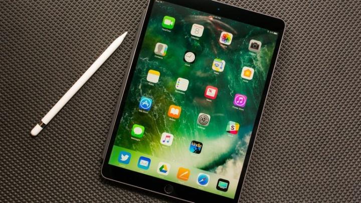 Imagen do iPad Pro com 10 anos