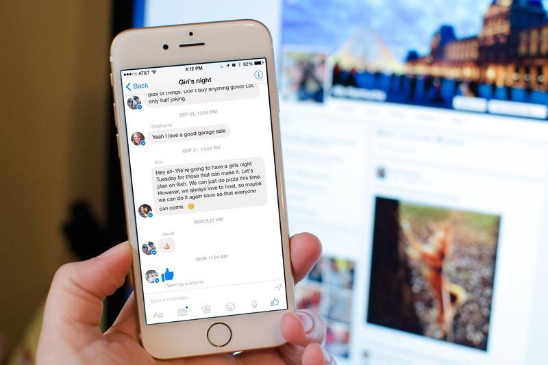 Facebook admite que aplicativo Messenger ficou confuso