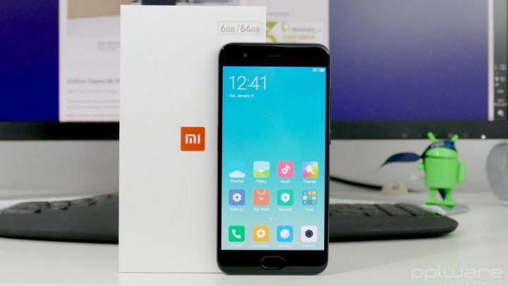 Xiaomi MIUI smartphones Mi Redmi