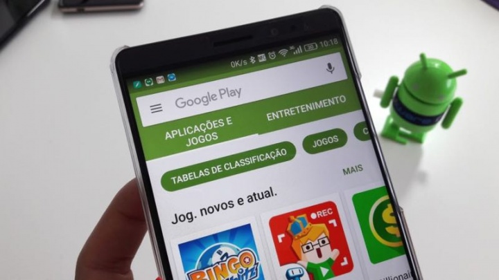 Play Store Android Oreo